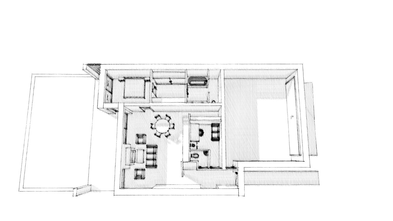 Gebauer család ház koncepció